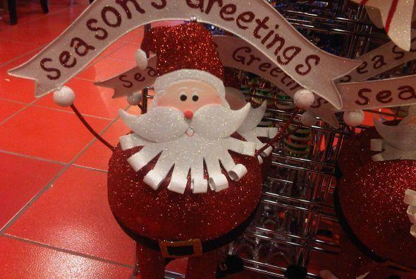 Llegó la navidad y con ella los arreglos, regalos y decoraciones que pue...