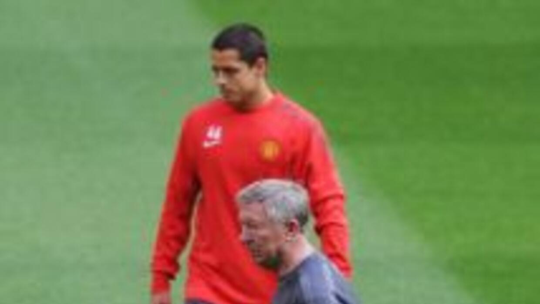 El Manchester United espera ampliar su ventaja como líder de la Premier...