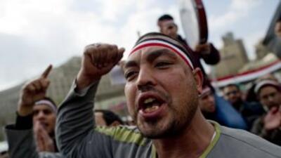 Egipto vive una nueva jornada de protestas multitudinarias en este viern...