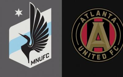 Minnesota United Atlanta United side-by-side