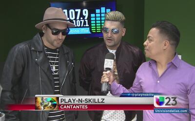 'Play N Skillz' lanzan nuevo sencillo junto a Wisin, Leslie Grace y Fran...
