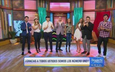 Univision es la cadena de televisión Número 1