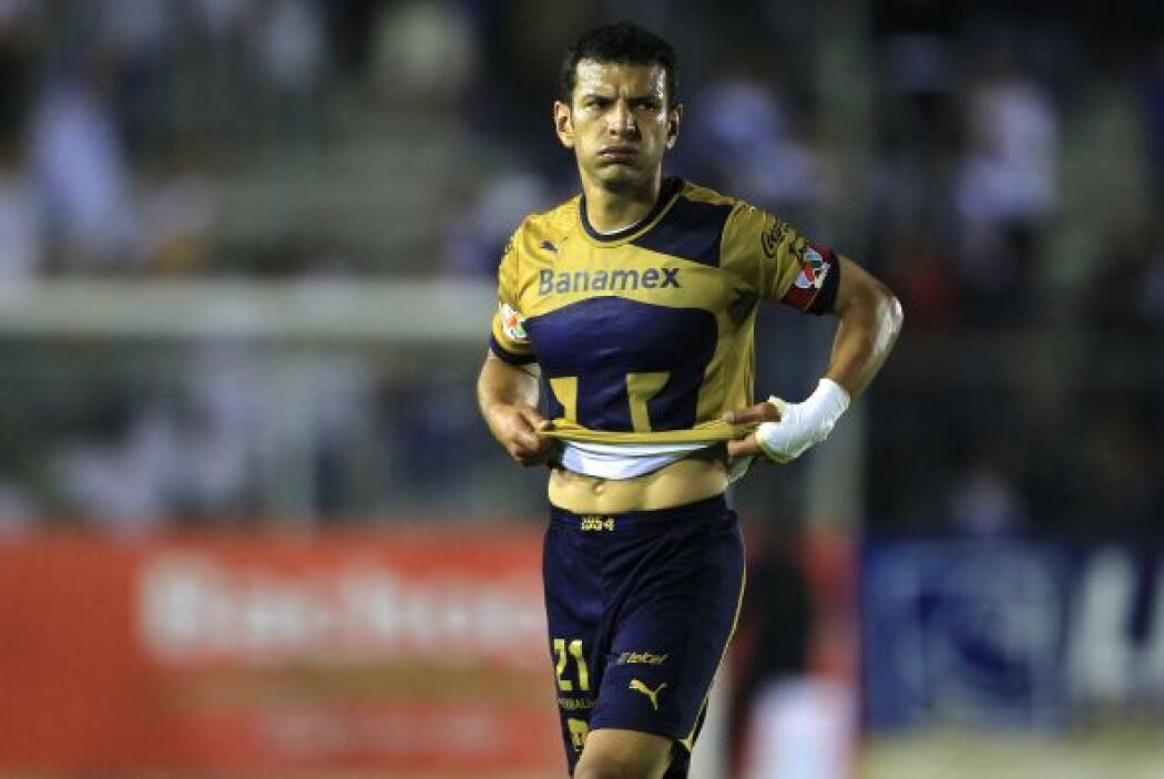 Jaime Lozano pasó por algo similar en su regreso a Pumas pues aunque le...