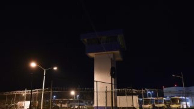 La cárcel de El Altiplano en México.