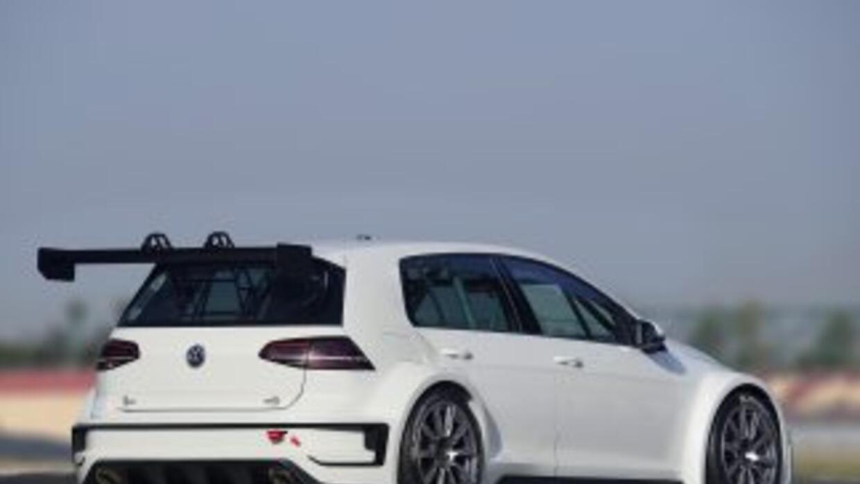 Volkswagen Golf TCR 2016