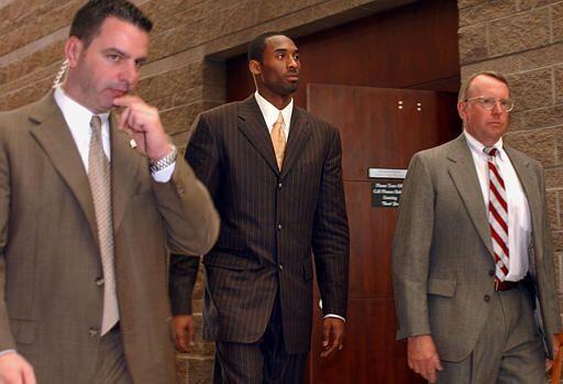 No todo ha sido un paraiso de éxitos para Kobe Bryant, quien estu...