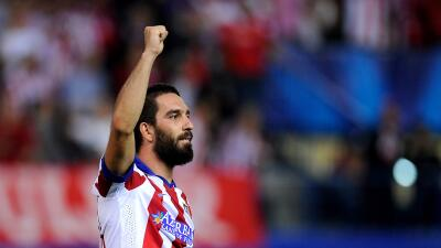 El futbolista se mostró agradecido por su paso por el Atlé...