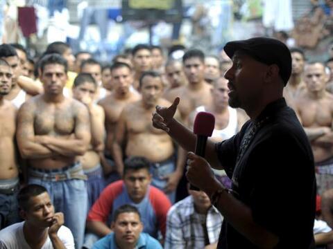 """Los mediadores de la """"tregua"""" entre las pandillas de El Salvad..."""