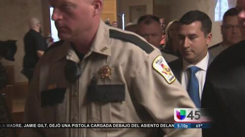 Se declaró inocente ex patrullero que detuvo a Sandra Bland