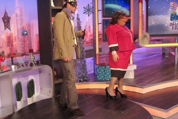 La divertida Lupe de Molina trajo al programa a su novio. ¿Notaro...