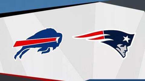 Bills vs. Patriots, la clave para ganar es el ataque terrestre