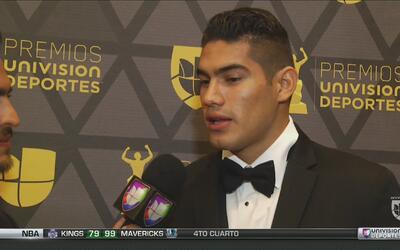 """Gilberto Ramírez: """"Me sentí tan bien en el ring como si yo fuera el camp..."""