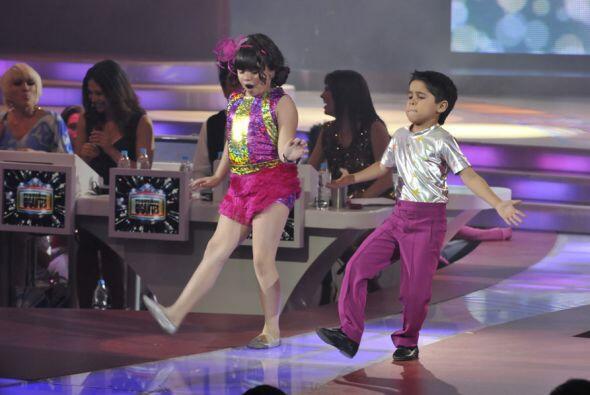 Karla y Jesús de Mega Estrellas han cumplido en el escenario, per...