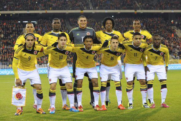 La Selección Nacional de Colombia fue de las animadoras constantes de la...
