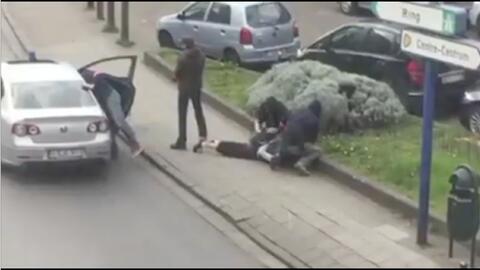 Detienen a cinco posibles sospechosos de los ataques en Bruselas