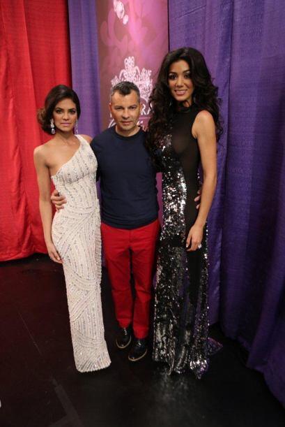 Gustavo Arango fue el responsable de que Alina y María Elena lucieran be...