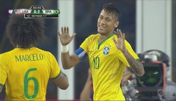 Inocente penal sobre Neymar, él mismo lo cobra de gran manera