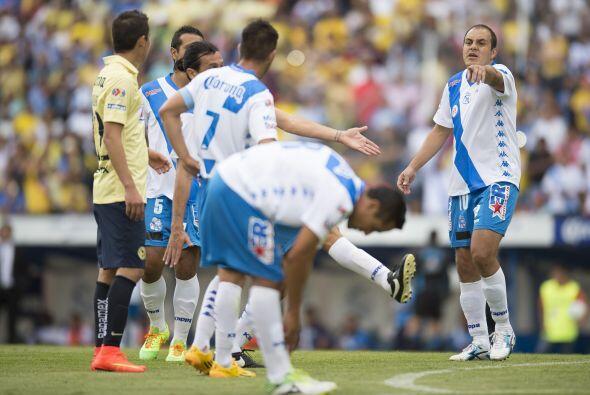 Por su parte Puebla, únicamente ha anotado un gol en lo que va de...