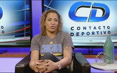 La historia de Erika de Souza del Chicago Sky