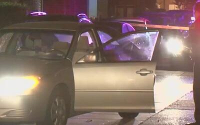 Conductor de Uber fue herido de bala en el 101 de Brookside Drive