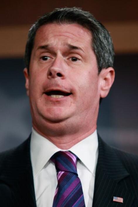 David Vitter: El senador republicano apareció en una lista de clientes f...