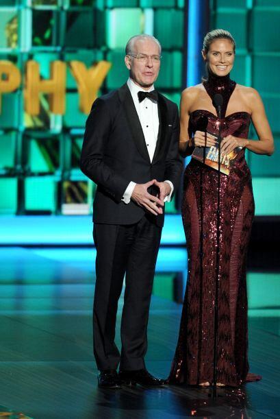 Tim Gunn y Heidi Klum también presentaron una terna. Mira aquí lo último...