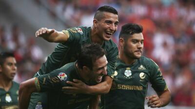 Santos Campeón Clausura 2015