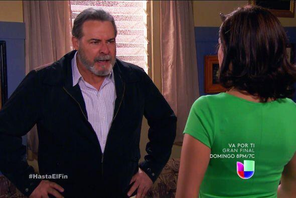 Estaba muy equivocado don Paco, su sobrina Irma es una verdadera v&iacut...