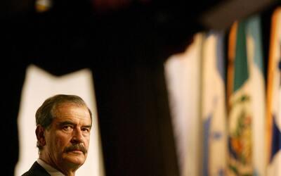 """Vicente Fox: """"Cada vez queda más al desnudo el ADN de Trump y su incapac..."""