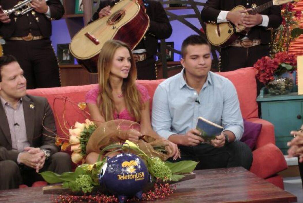 Samuel dice que Ximena es una madre amorosa y ante todo una guerrera.