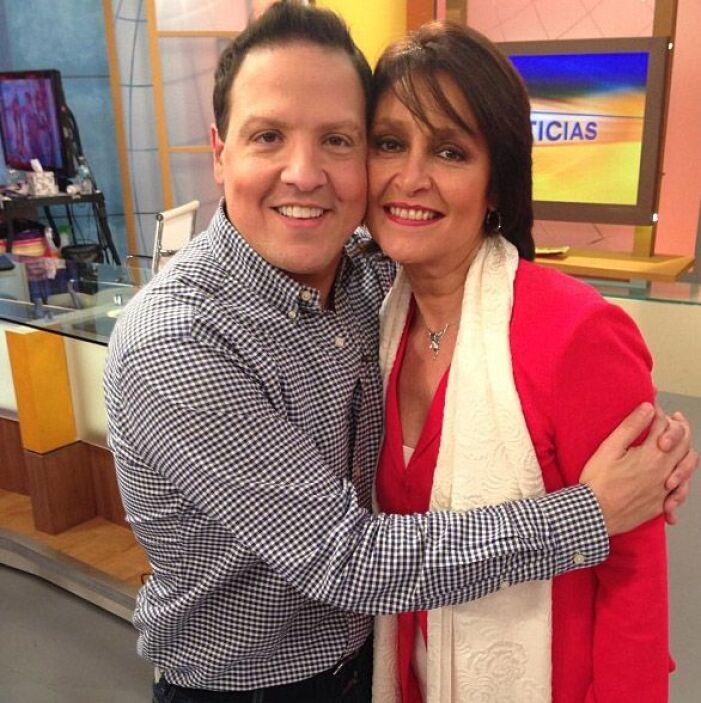 """Con la GRAN estrella mexicana Daniela Romo. ¡Un ejemplo de QUERER VIVIR..."