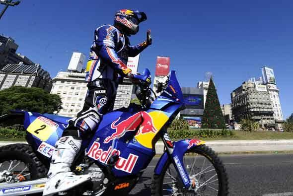 Al igual que en la Fórmula 1, la firma Red Bull está involucrada en el a...