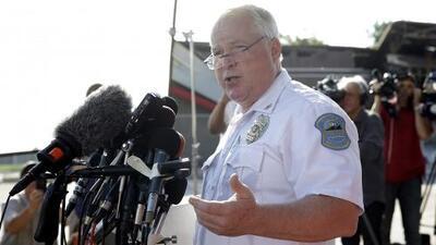 Identifican como Darren Wilson a policía que disparó a Michael Brown