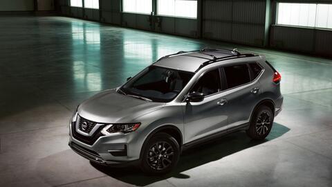 La Nissan Rogue Midnight Edition es presentada durante el Auto Show de C...