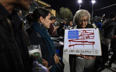 Jorge Ramos analiza el conflicto en Siria GettyImages-Flag-Protest-San-B...