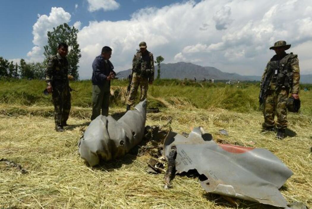 26- La Fuerza Aérea de la India ha perdido 670 personas en diversos acci...