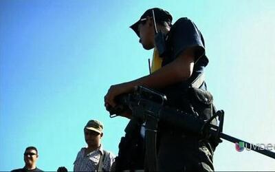 Se mantiene la tensión en Michoacán a pesar de la presencia de las fuerz...