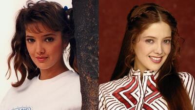 Adela Noriega tenía 18 años cuando protagonizaba Quinceañera.