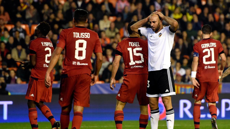 Valencia vs. Olympique Lyon
