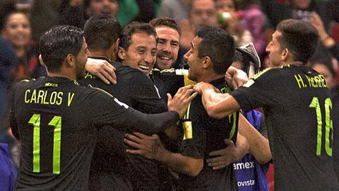 México 3 - El Salvador 0: Revive las mejores jugadas