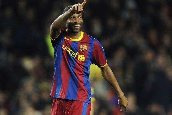 Seydou Keita: En la misma línea que Maxwell. Guardiola le ha dado menos...