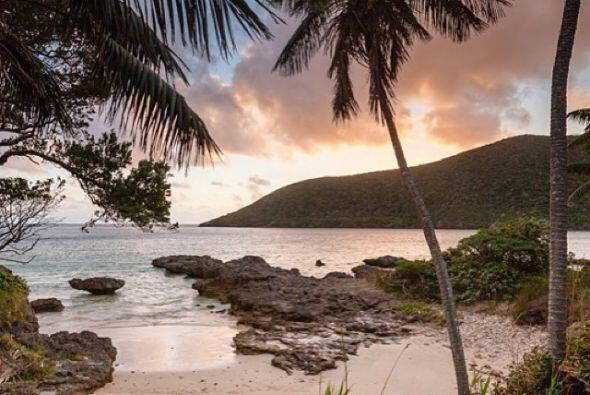 solo 400 turistas pueden visitar cada año. El límite es para proteger el...