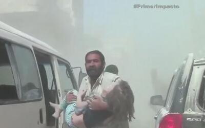Una serie de atentados sembraron la muerte y el terror en Siria