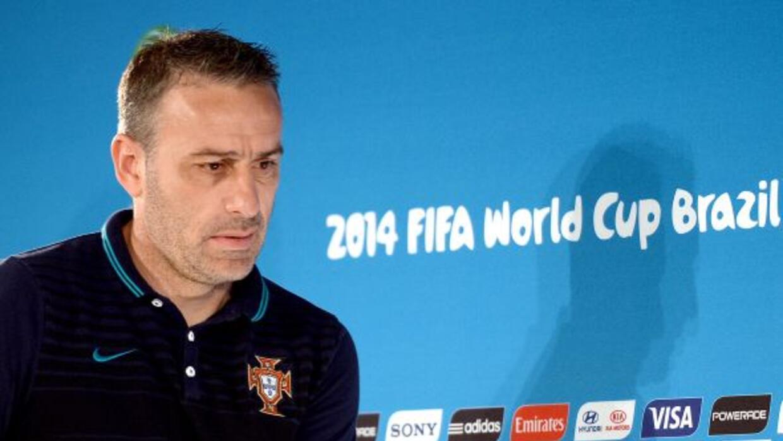 Paulo Bento quedó fuera del timón de la selección lusa.