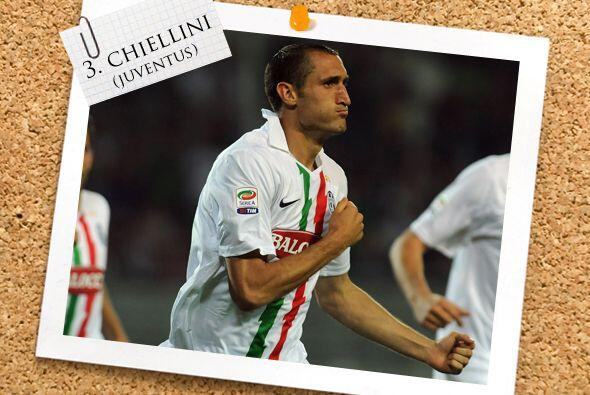 Giorgio Chiellini terminó bien el ciclo futbolístico e la...