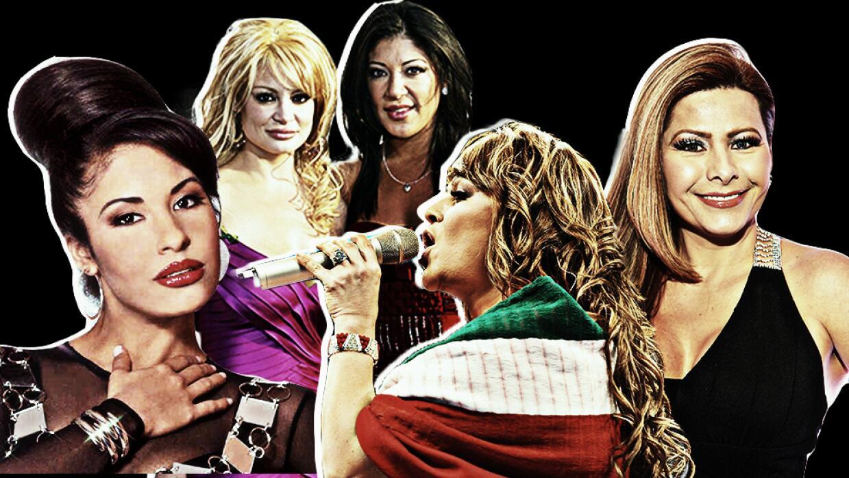 Mujeres regional mexicano