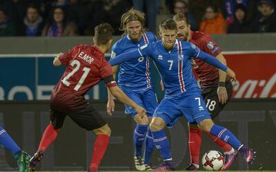 Islandia vs. Turquía