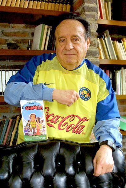 """Era un gran fan del equipo de fútbol """"América"""", por lo que tras su muert..."""