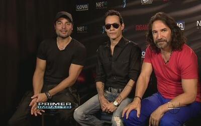 Tres grandes de la música se unen en una gira que promete hacer historia