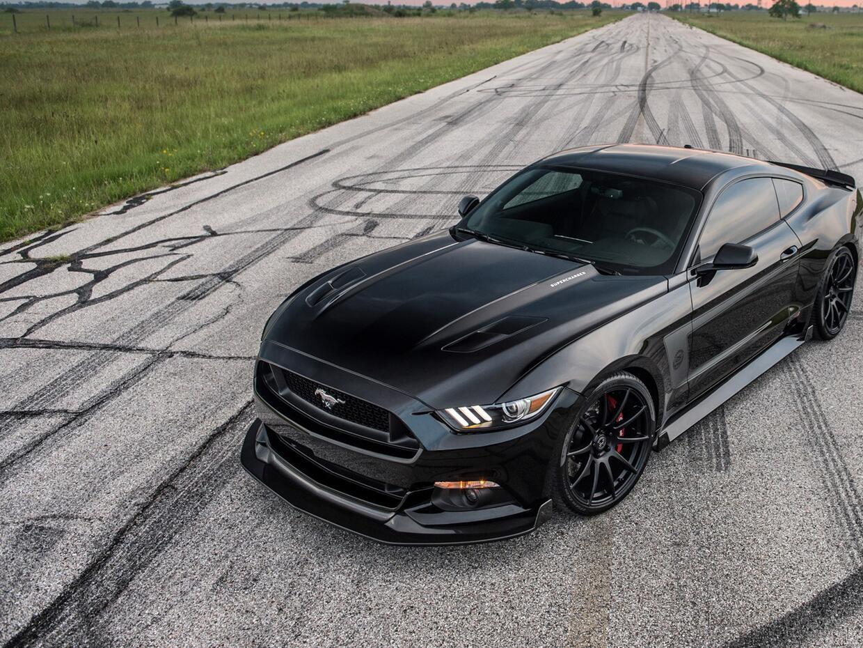 Conoce el Ford Mustang HPE800 que sube hasta los 804 HP